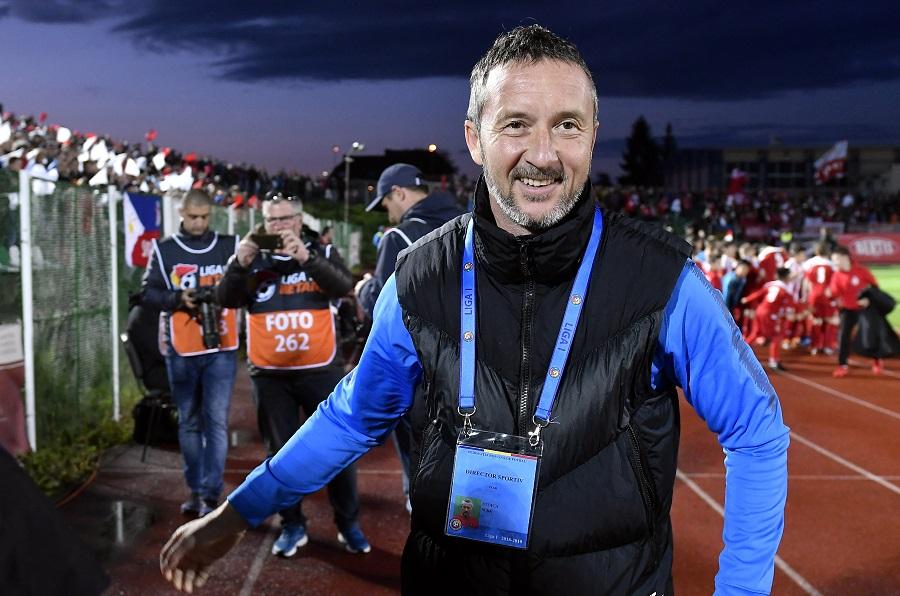 Mihai Stoica vrea sa revina cu FCSB in grupele Europa League, acolo unde nu a fost anul trecut