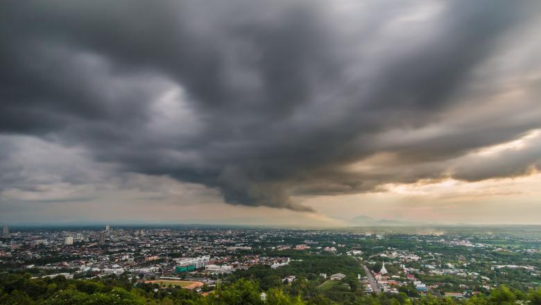 ANM a emis un nou cod galben de furtuni. Sursa foto:digi24