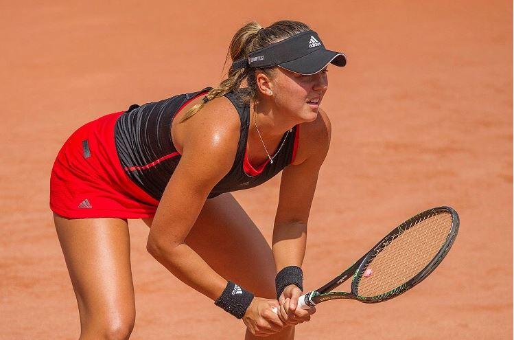 Raluca Șerban, noua stea din tenisul feminin... cipriot Românca a eliminat o finalistă de la Roland Garros!