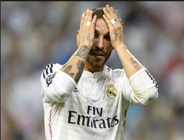 Real Madrid are sezonul acesta 30,36 la sută înfrângeri