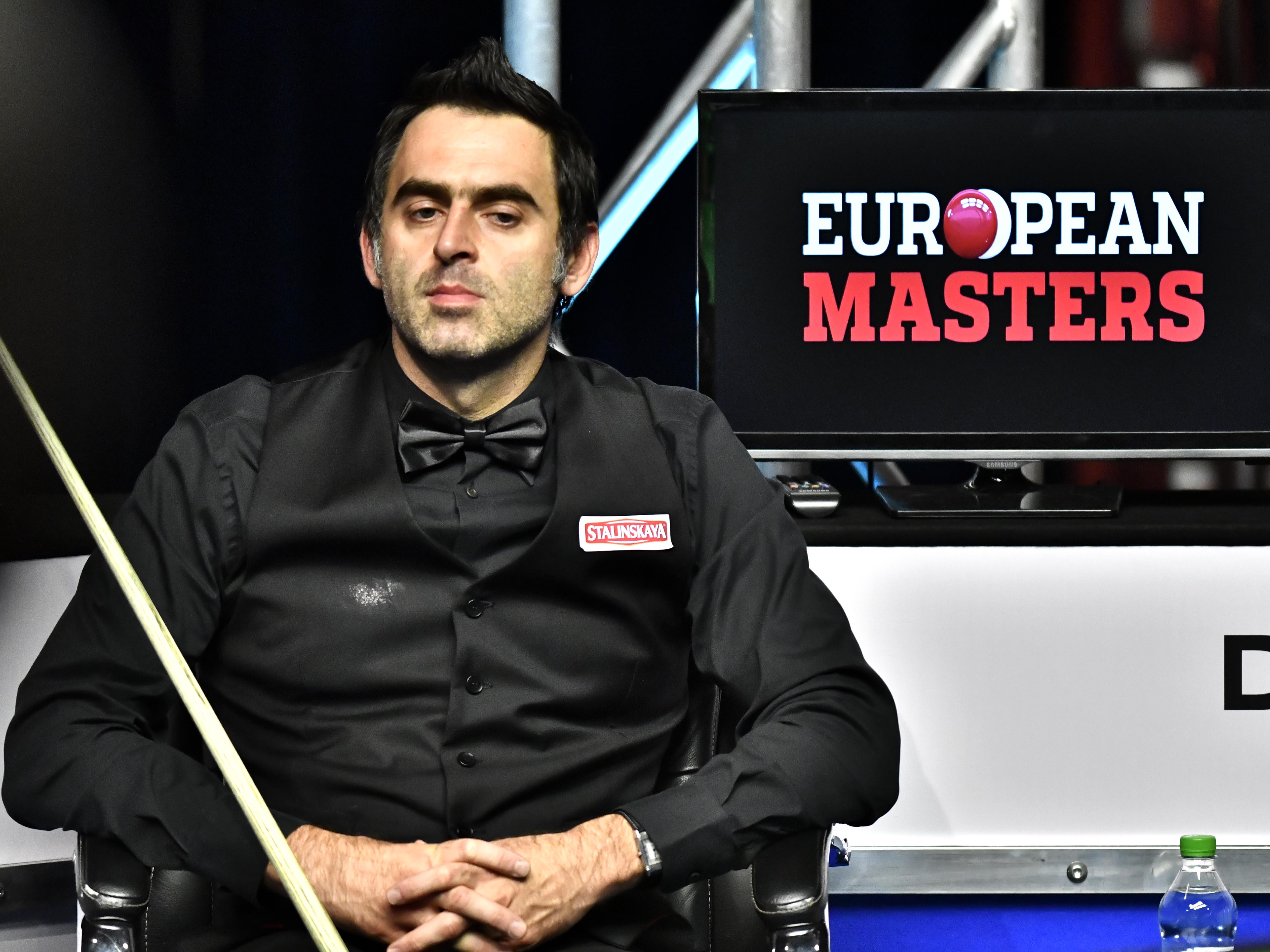Ronnie O'Sullivan se întoarce în România! Un nou eveniment de snooker la Bucureşti! EXCLUSIV