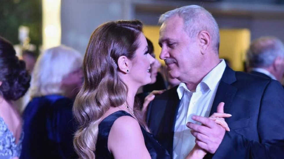 Valentin Dragnea și Irina Tănase l-au vizitat pe Liviu Dragnea la penitenciarul Rahova *foto: avantaje.ro
