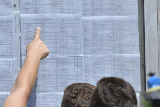 Au fost afișate primele note la Evaluarea Națională. Sursa foto:stirileprotv.ro