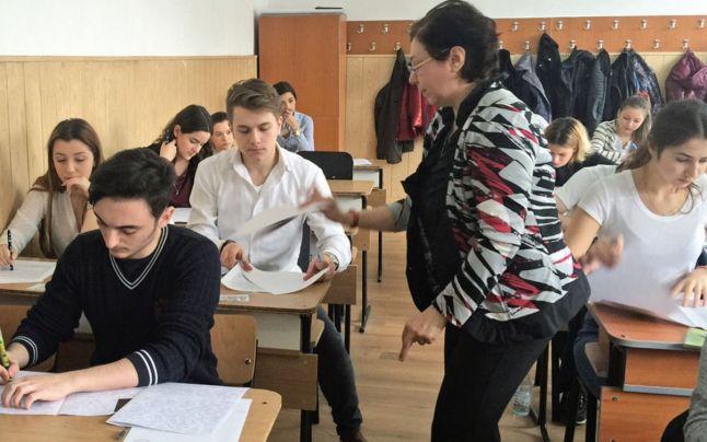 Baremul de corectare la proba de matematică de la Evaluarea Națională 2019