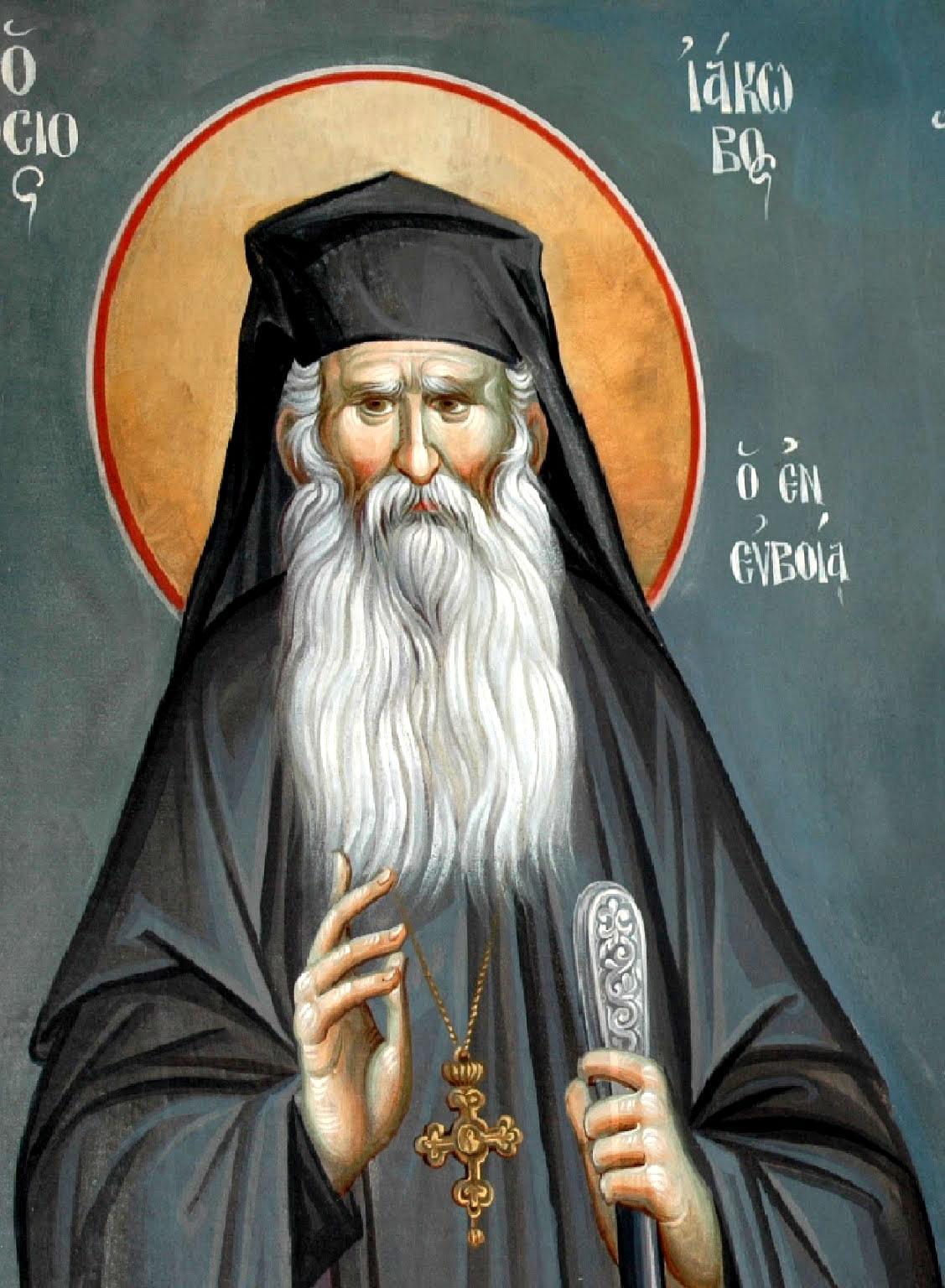 Cuviosul Iacov, cel care s-a închinat, prin înșelăciune, anticristului. Sursa foto:doxologia