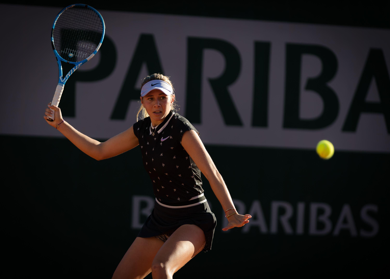 Cine este Amanda Anisimova, adversara Simonei Halep din sferturile Roland Garros 2019 (sursă foto: hepta.ro)