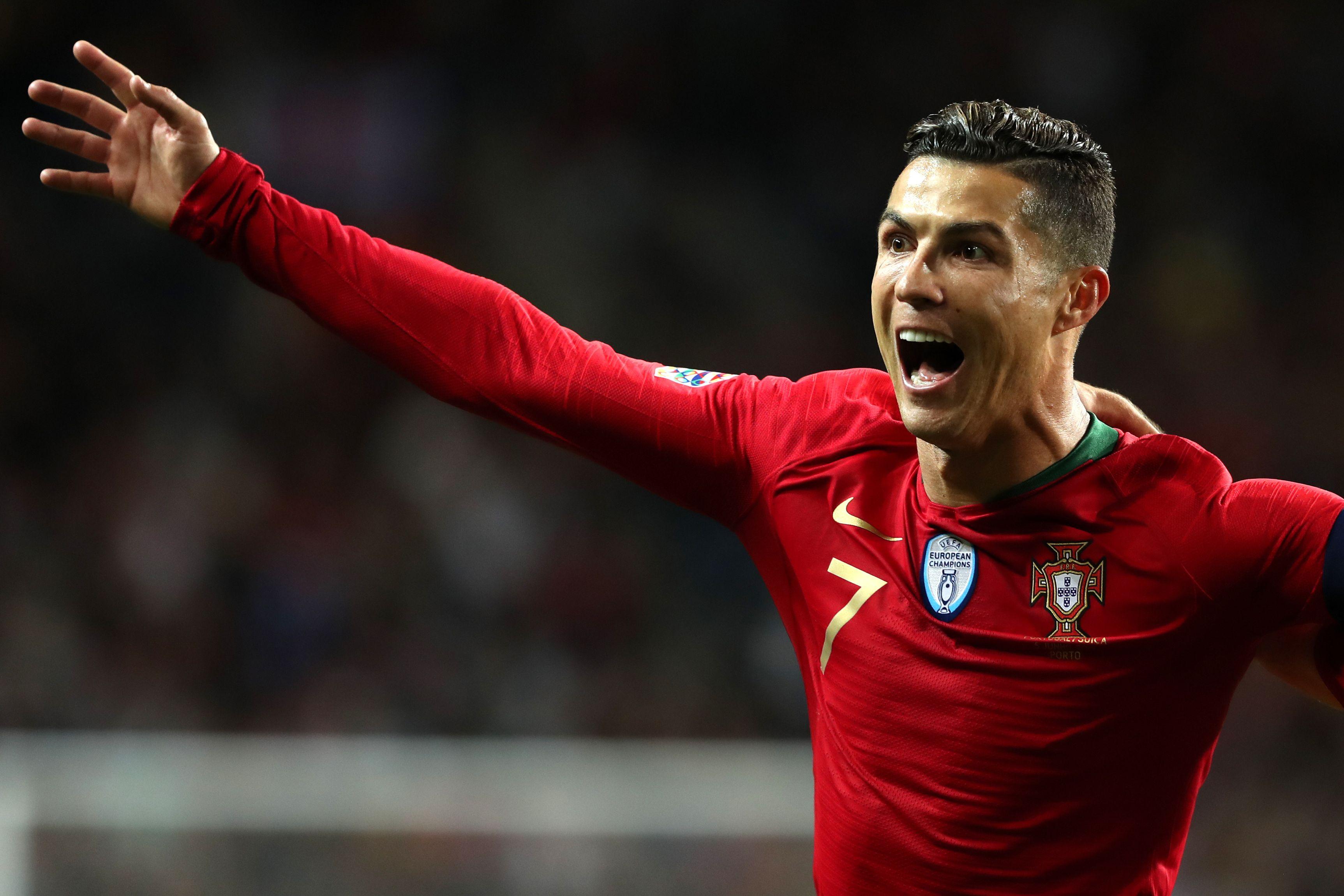 Cristiano Ronaldo a dezvăluit cum rămâne în formă şi la 34 de ani (sursă foto: hepta.ro)
