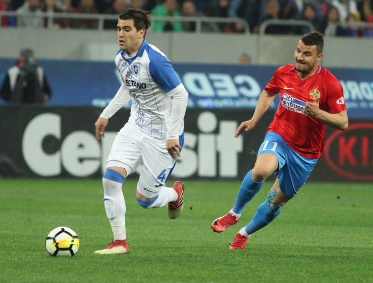 Gaz Metan Mediaş a transferat de la U Craiova (sursă foto: sportpictures.eu)