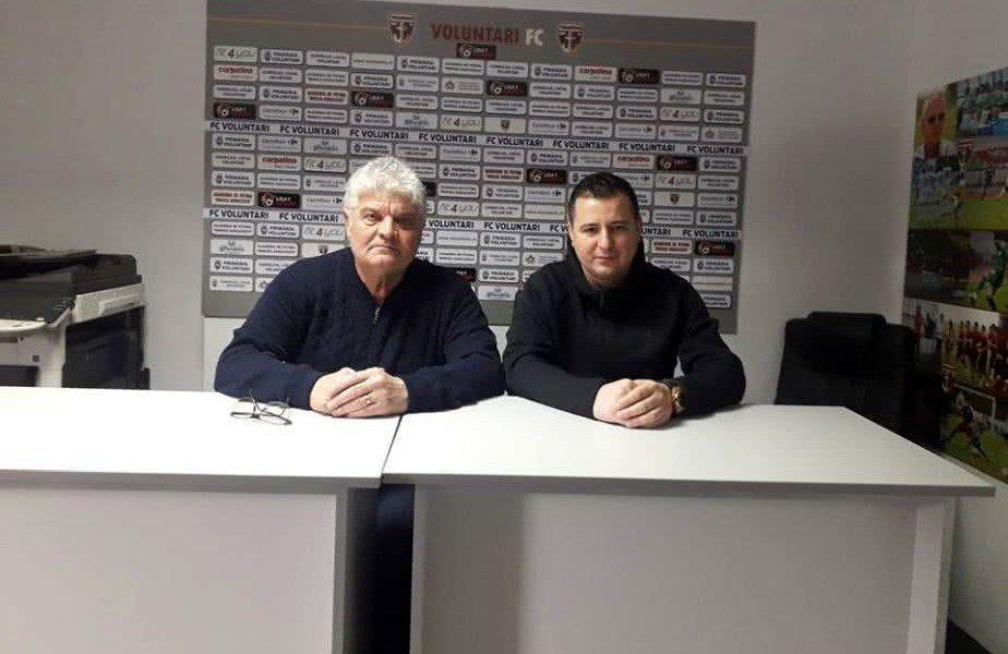 Ianis Zicu Ioan Andone conferinţă prezentare antrenor