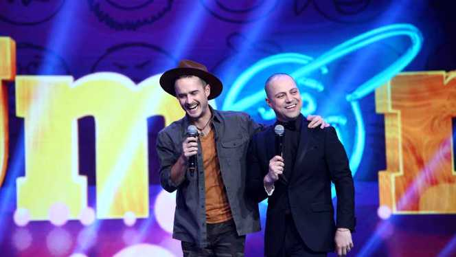 Șerban Copoț și Dan Badea sunt prezentatorii finalei iUmor