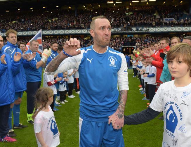 Mesajul tulburător al unui fost fotbalist de la Glasgow Rangers care suferă de o maladie gravă