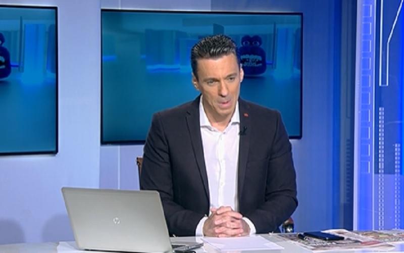 Mircea Badea, în platoul în Gura presei, emisiunea din 6 iunie 2019