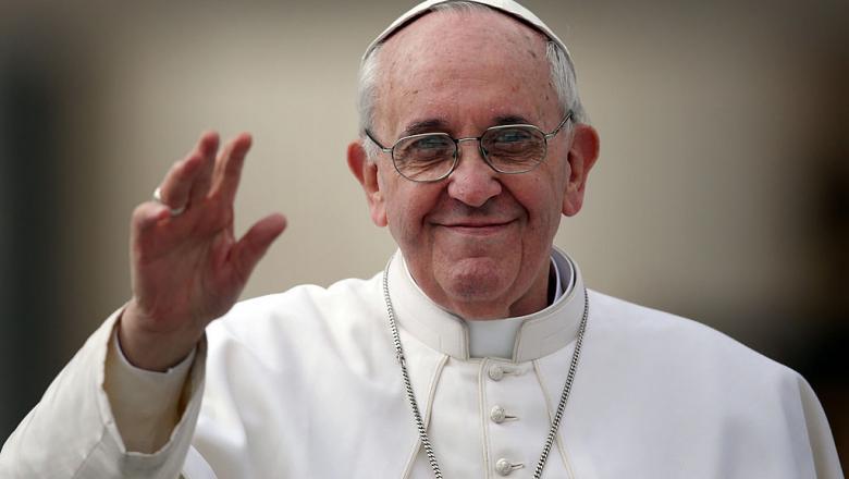 """Papa Francisc schimbă rugăciunea """"Tatăl nostru""""! Papa Francisc"""