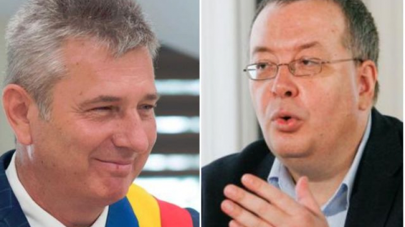 Replica lui Sabin Orcan în scandalul Pandele - Chirieac Pandele- Chirieac