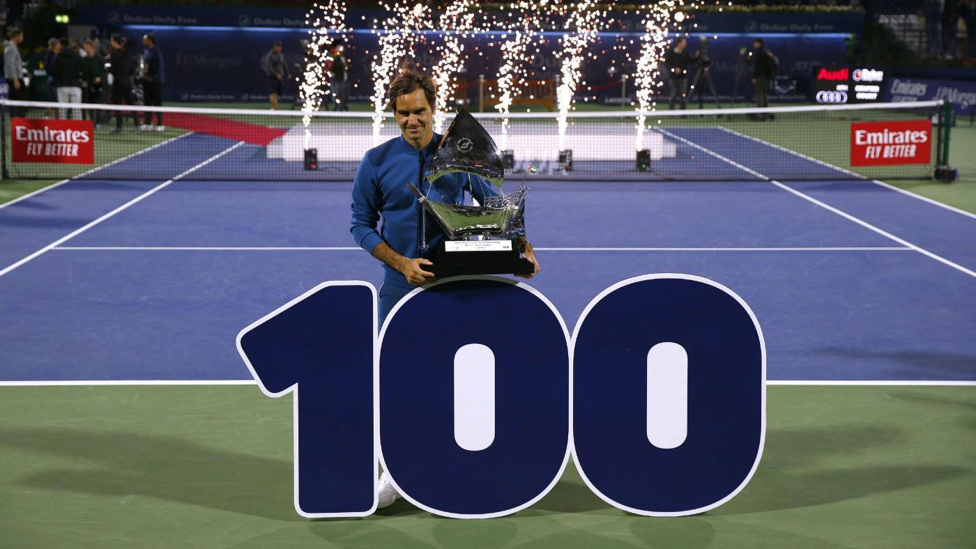 101 turnee ATP a câştigat Roger Federer în 20 de ani de tenis