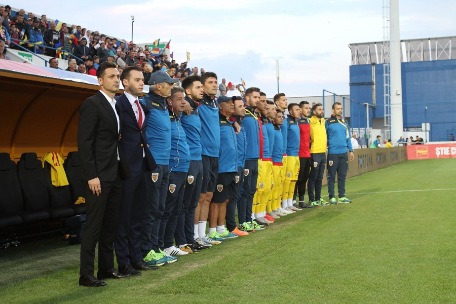 Romania e pregatita pentru primul meci de la EURO U21