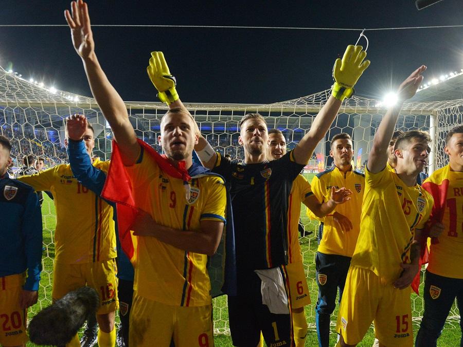 Romania revine la EURO U21 dupa 21 de ani