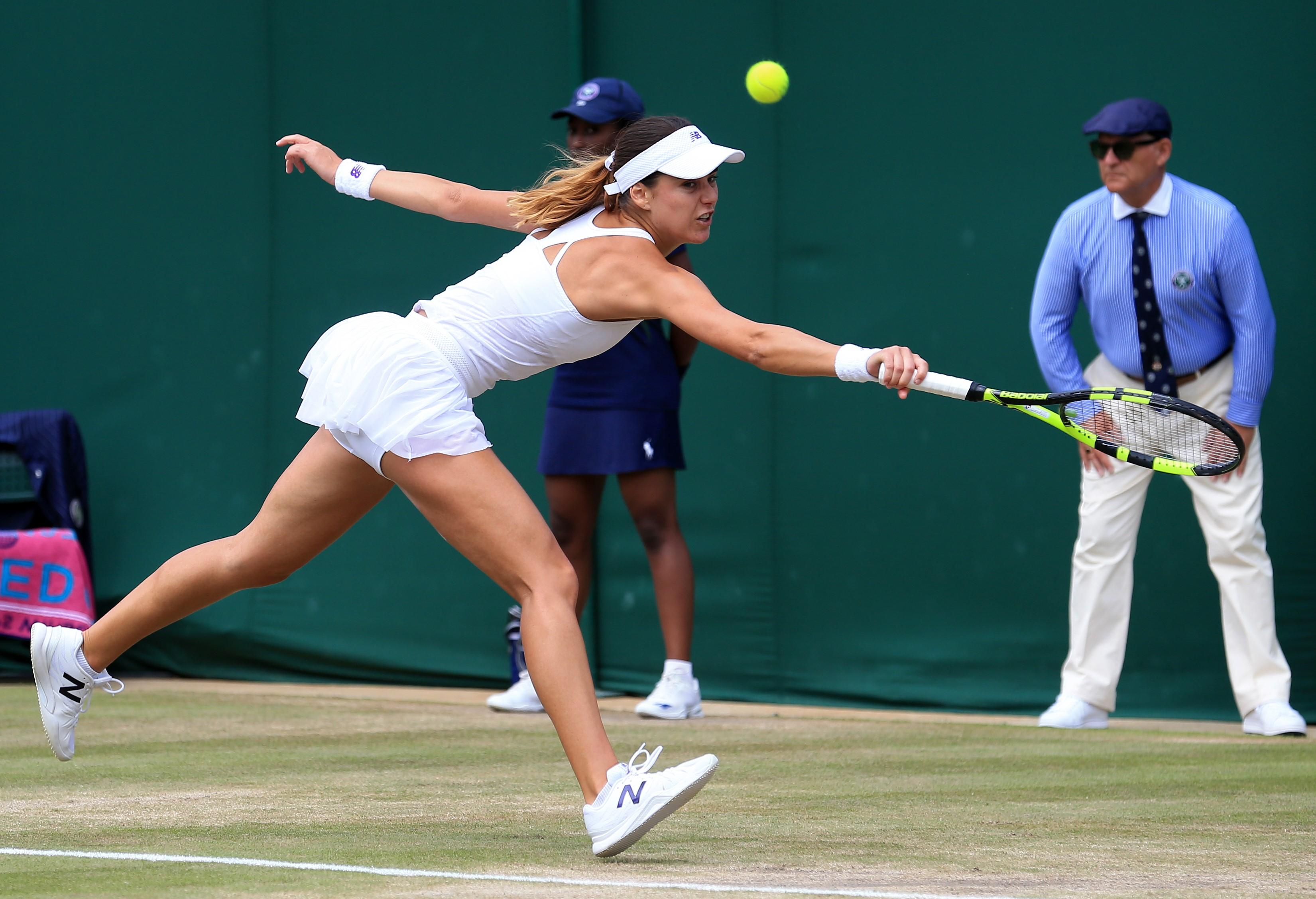 Sorana Cîrstea Wimbledon