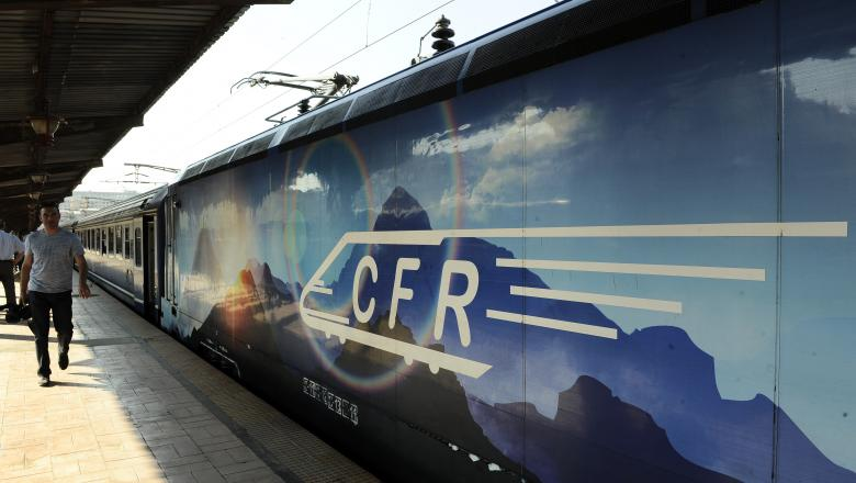 Trenul de Timișoara-Mangalia va întârzia 30 de ore *foto: digi24.ro