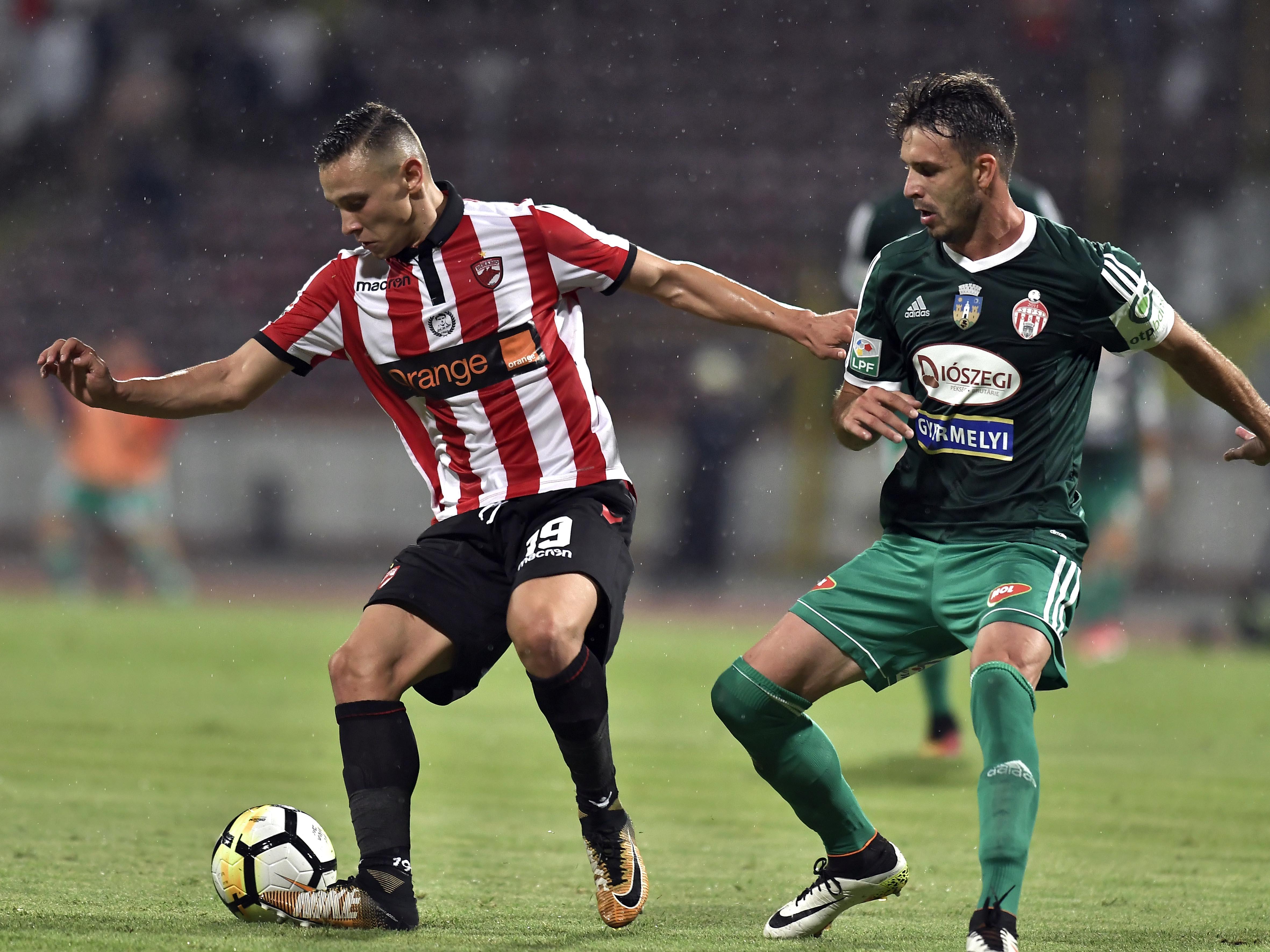 Velntin Costache a fost vândut de Dinamo la CFR Cluj