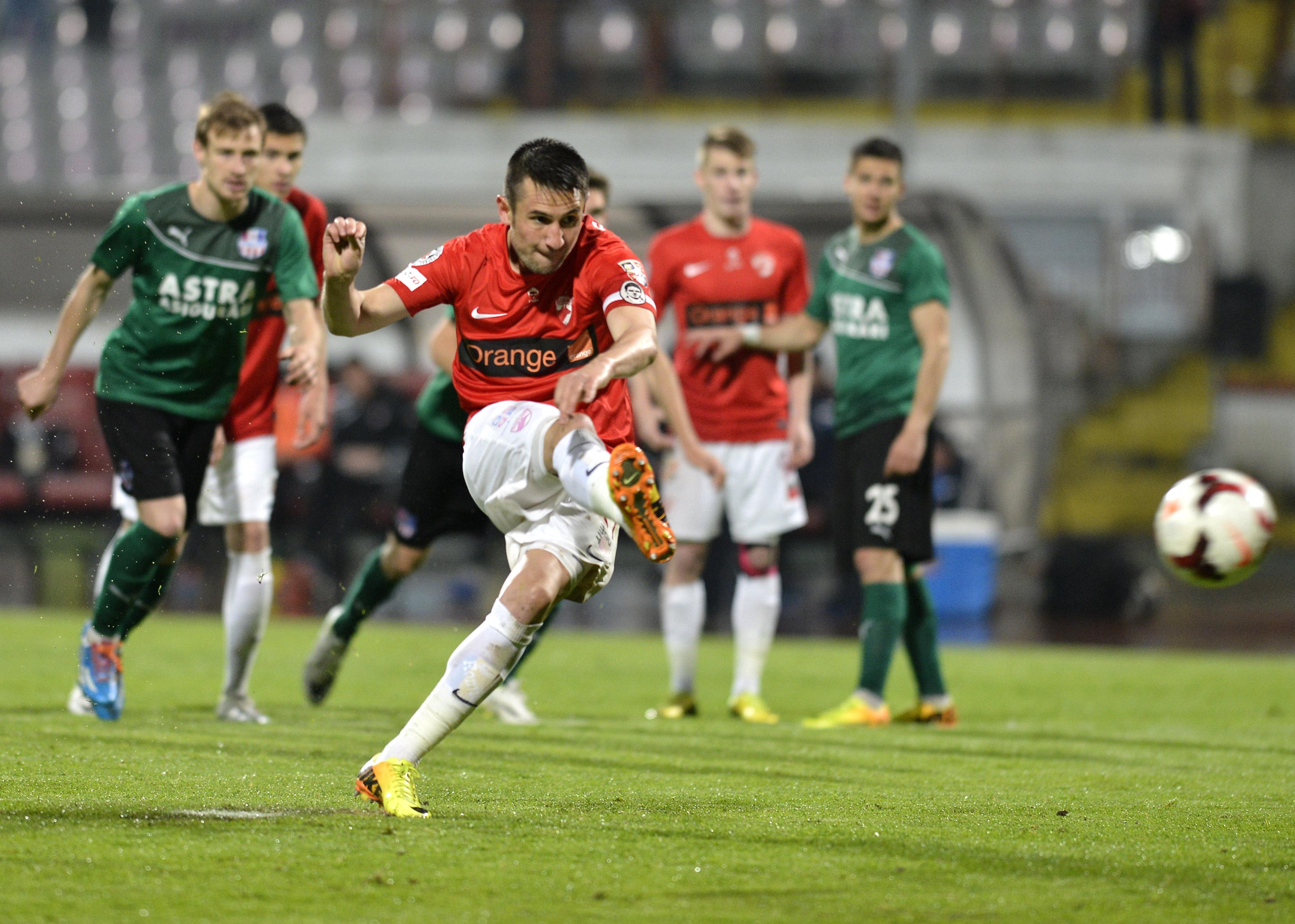 Dragos Grigore a plecat de la Dinamo la Toulouse (sursă foto: sportpictures.eu)