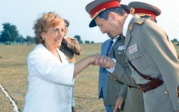 Elena Ceaușescu vine dintr-o familie de comuniști înrăiți. Sursa foto: click.ro