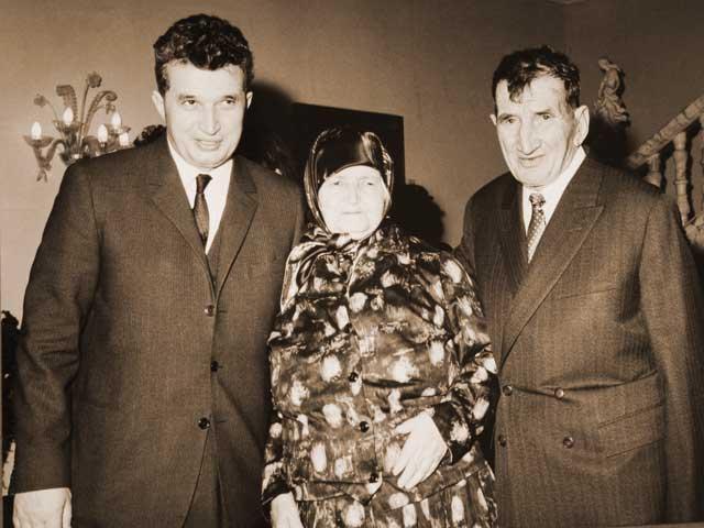 Cine era Andruță, tatăl lui Nicolae Ceaușescu! Familia CEaușescu