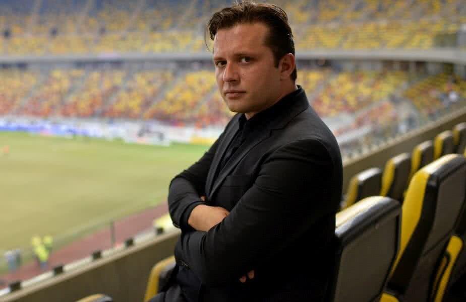 Cine este Horia Sabo, omul care e foarte aproape să cumpere Dinamo de la Ionuț Negoiță! Școlit la Amsterdam a declanșat un război intern la Poli Iași