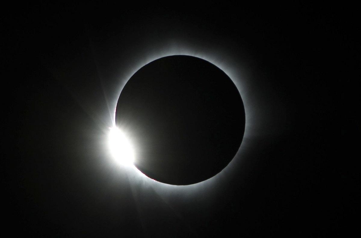 Eclipsa de soare marti 2 iulie