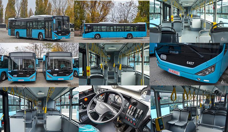STB aniversează 110 ani de la înființare! Autobuze