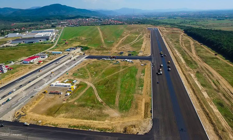 Aeroportul Internațional Maramureș. Sursa foto: adevarul.ro