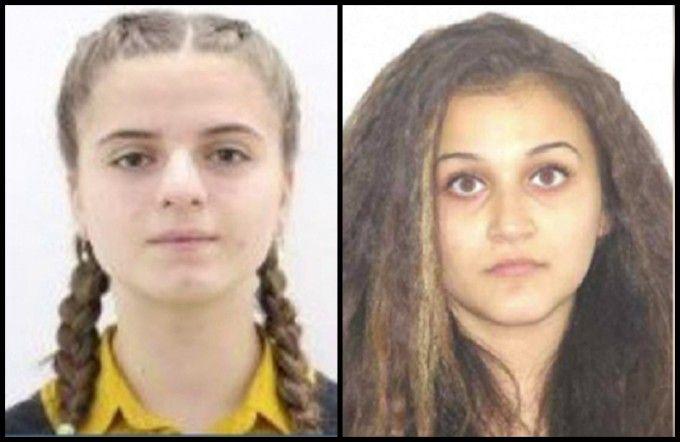 REVOLTATOR! Ce scrie pe siteul Politiei Romane despre Alexandra si Luiza! Sunt considerate INFRACTORI PERICULOSI
