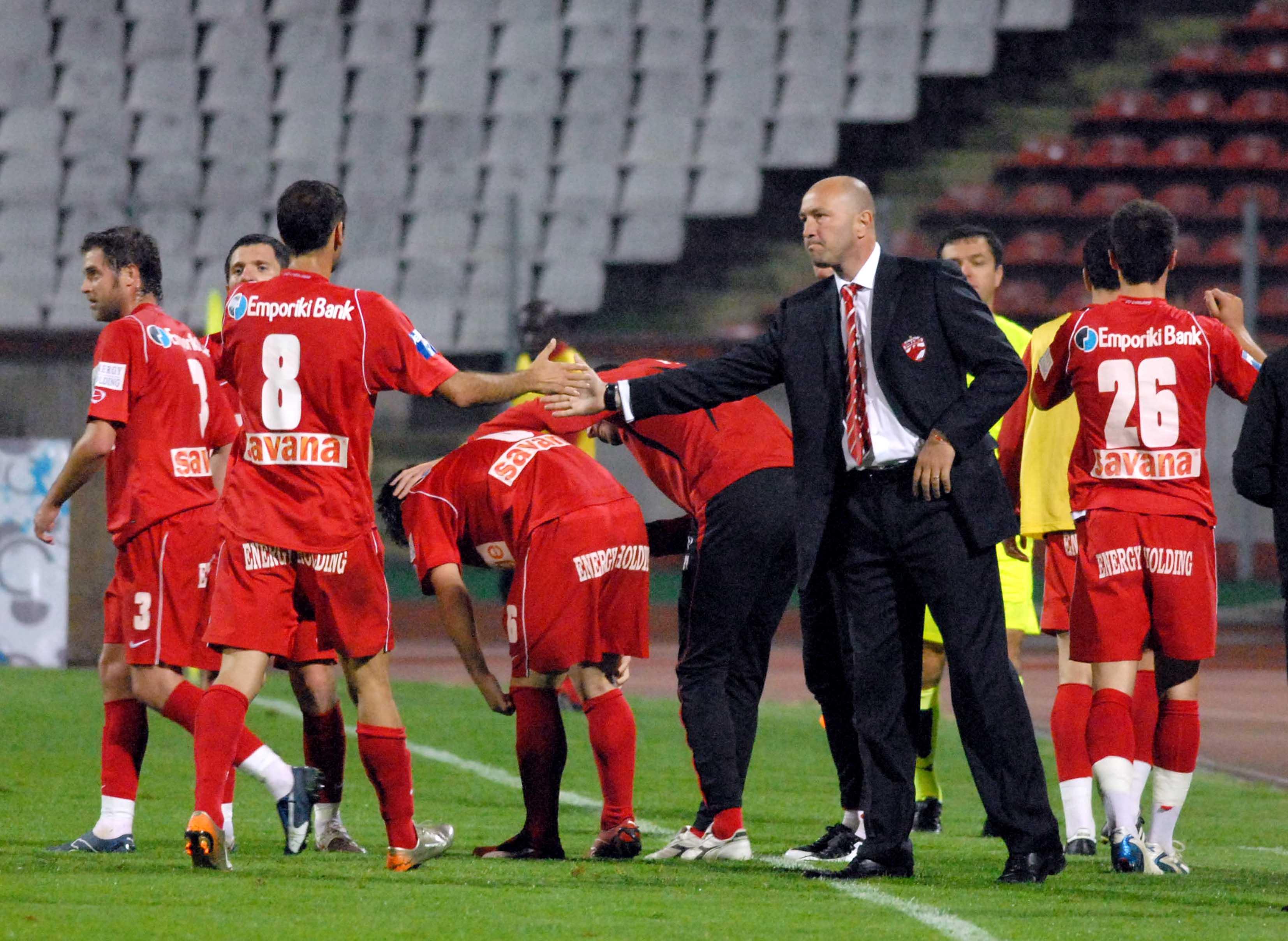 Walter Zenga a antrenat-o în 2007 cu Dinamo (sursă foto: sportpictures.eu)
