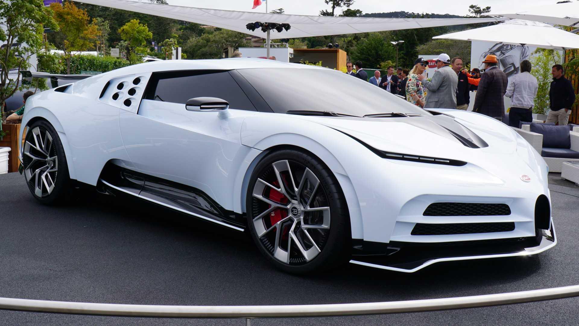 Ce preț are noul Bugatti Centodieci, scos recent la vânzare în doar 10 exemplare. Bugatti Centodieci