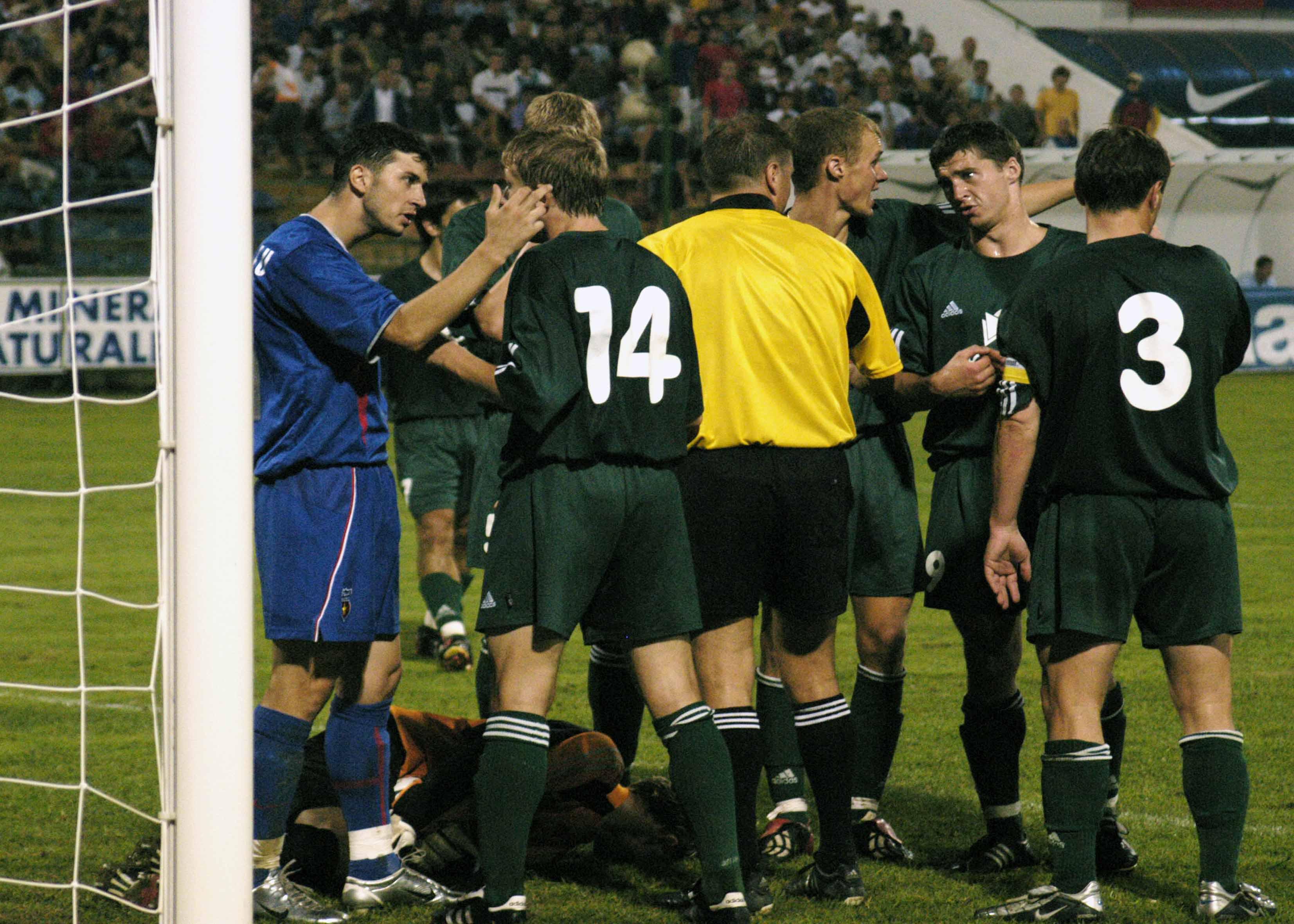 FCSB - Neman Grodno 0-0