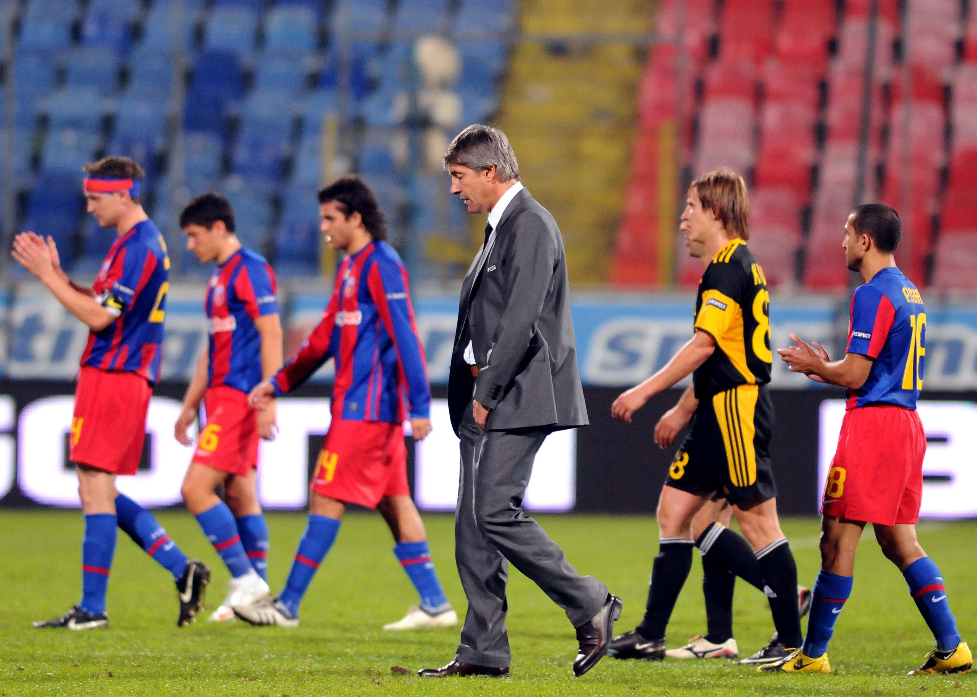 FCSB - Sheriff Tiraspol 0-0 (sursă foto: sportpictures.eu)