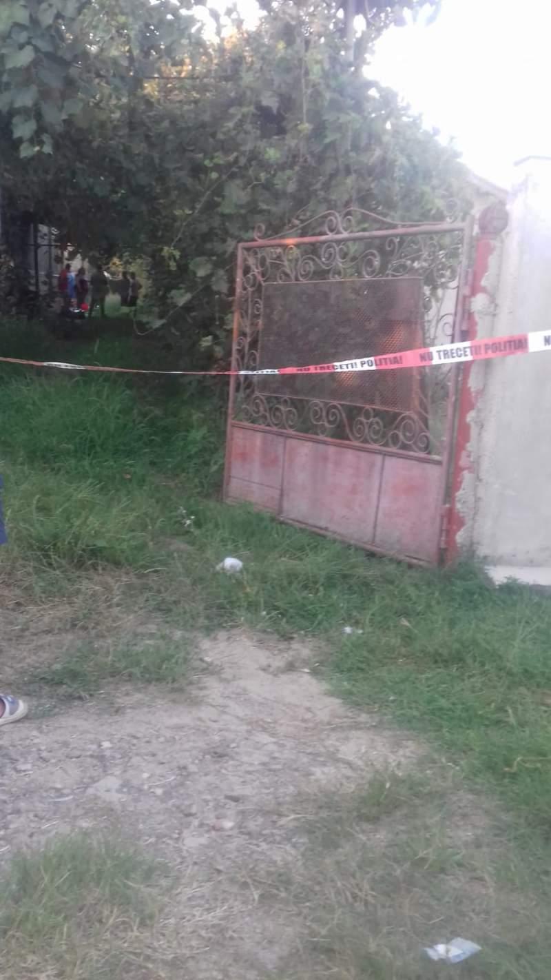 Crimă oribilă în Ialomița! Poliție