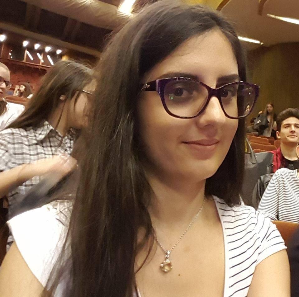 Diana, fiica lui Ionel Dănciulescu
