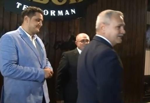 Fiul lui Liviu Dragnea, victorie în procesul cu CEC Bank. Valentin și Liviu Dragnea