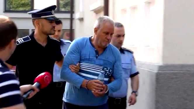 Gheorghe Dincă, scandal în închisoare! Gheorghe Dincă
