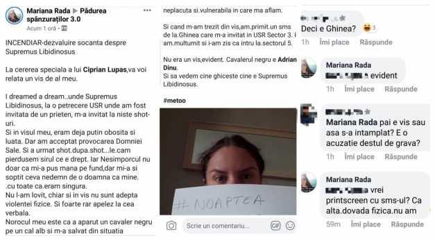 Cristian Ghinea, acuzat de o colegă din USR de hărțuire sexuală