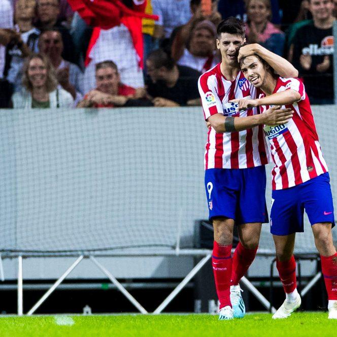 Joao Felix la Atletico Madrid