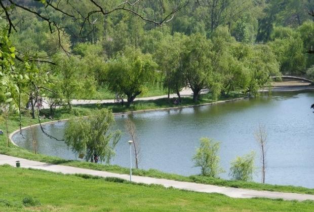 Incident în Parcul Tineretului, după ce doi copii au fost amenințați cu cuțitul