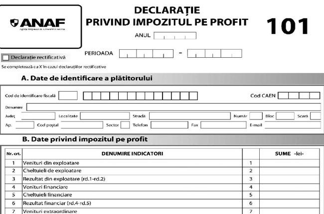 Ministerul Finanțelor vrea să scutească biserica de depunerea declarației de impozit pe profit