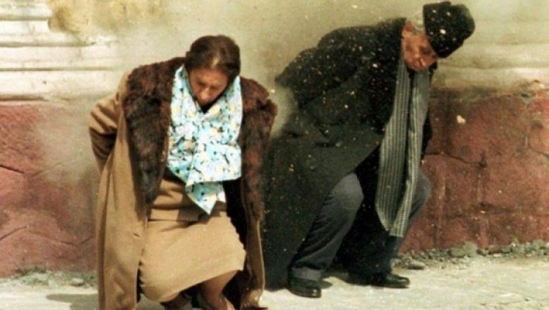 Nicolae Ceaușescu și Elena au fost împușcați la Târgoviște