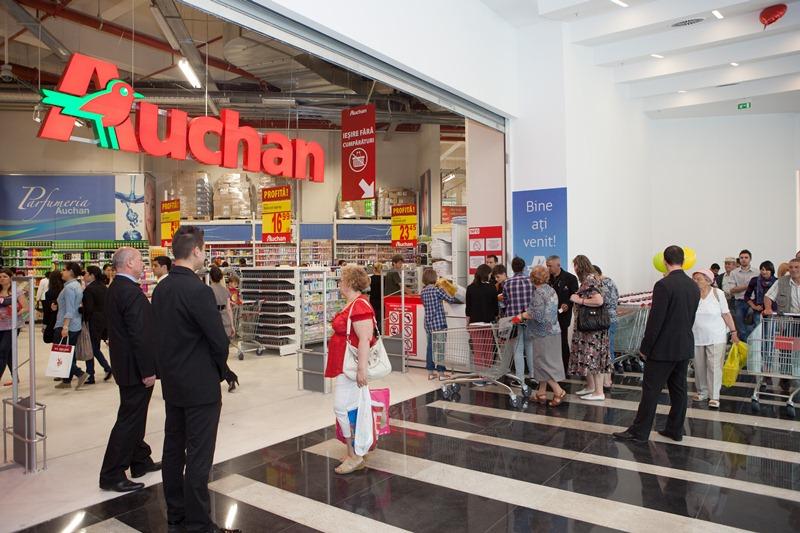 Ce program va avea Auchan în minivacanța de Sfânta Maria