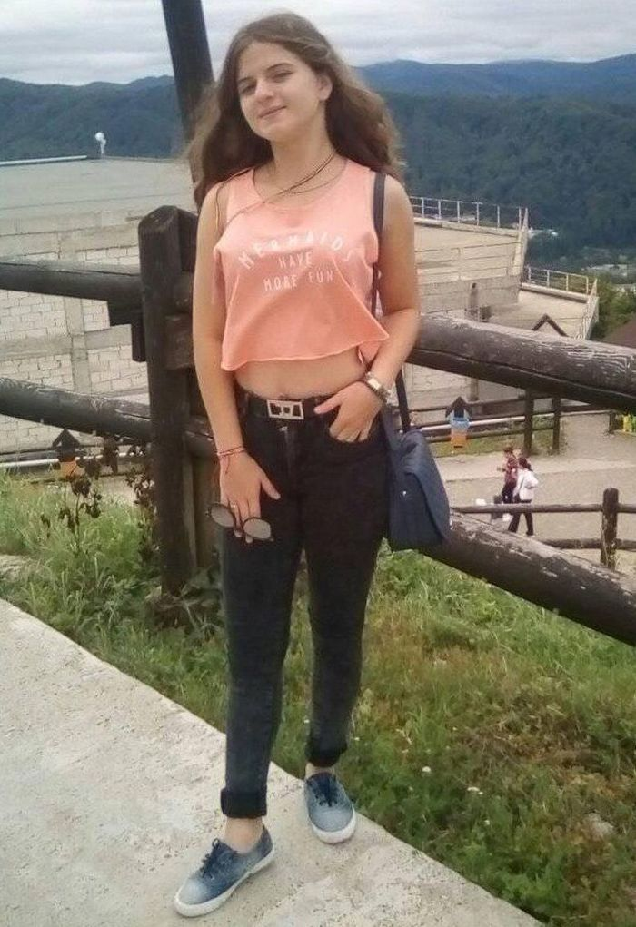Alexandra Măceșanu ar putea fi încă în viață. Sursa foto: Facebook