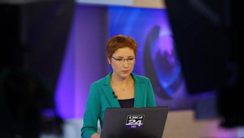 Alice Iacobescu, scoasă de pe post la o zi după ce a vorbit despre demisia de la Digi 24! Alice Iacobescu