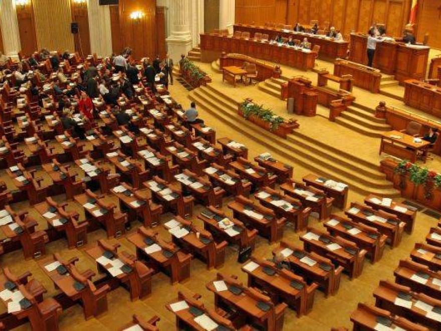 """Alina Gorghiu, scandal """"ca la piață"""" cu Șerban Valeca în plenul Senatului! Alina Gorghiu"""