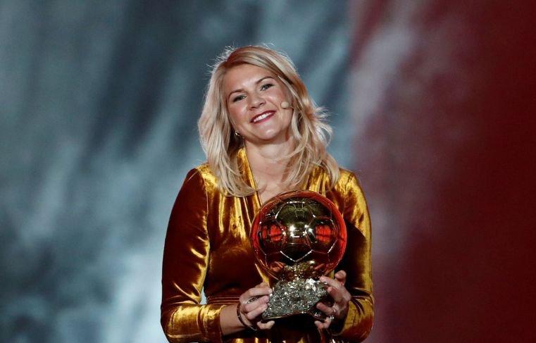 Câţi bani câştigă Ada Hegerberg, câştigătoarea Balonului de Aur 2018